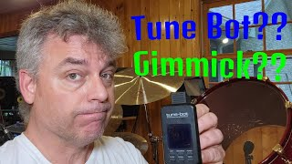 Tune Bot demonstrated on Pearl Masterworks Drums - by Jeff Wald