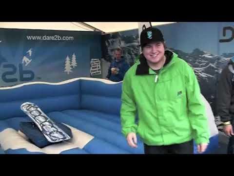 boardersboards coop @ london freeze