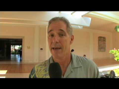 Rob Parsons Interview at the 2007 Maui County Energy Expo