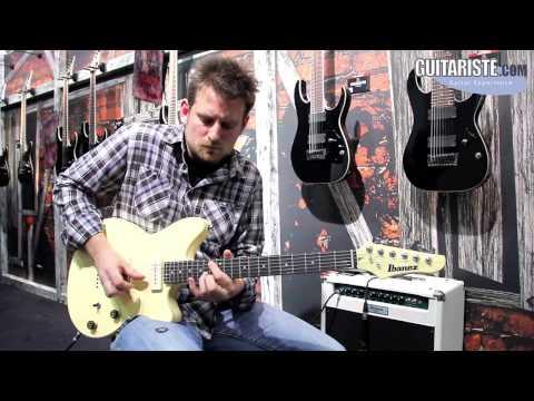 MusikMesse 2013 - ibanez roadcore CMM1 signature Chris Miller by Brice Delage