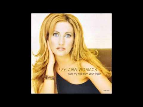 Lee Ann Womack - Does My Ring Burn Your Finger? [Radio Edit] [CD Single] [HQ]