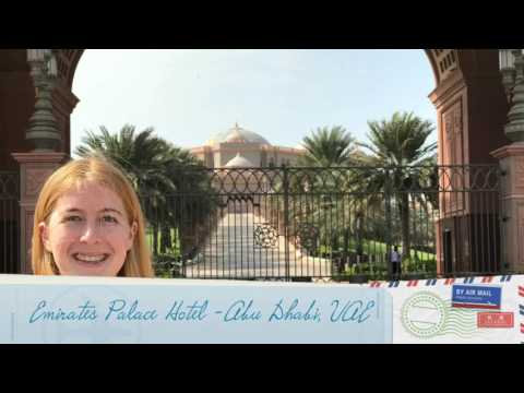 My Tour Of Abu Dhabi United Arab Emirates | Astronaut Abby