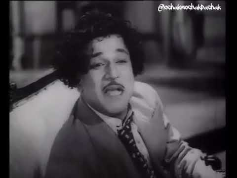 M R Radha | Ratha Kaneer Comedy Scenes