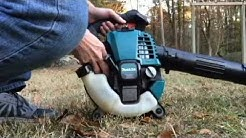 MAKITA 4 CYCLE LEAF BLOWER What to EXPECT after 2 YEARS