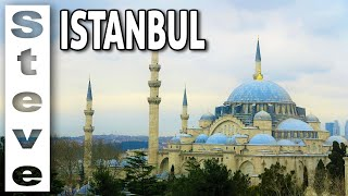 FIRST DAY IN ISTANBUL - (Before the Virus) The Journey Begins and Ends ??