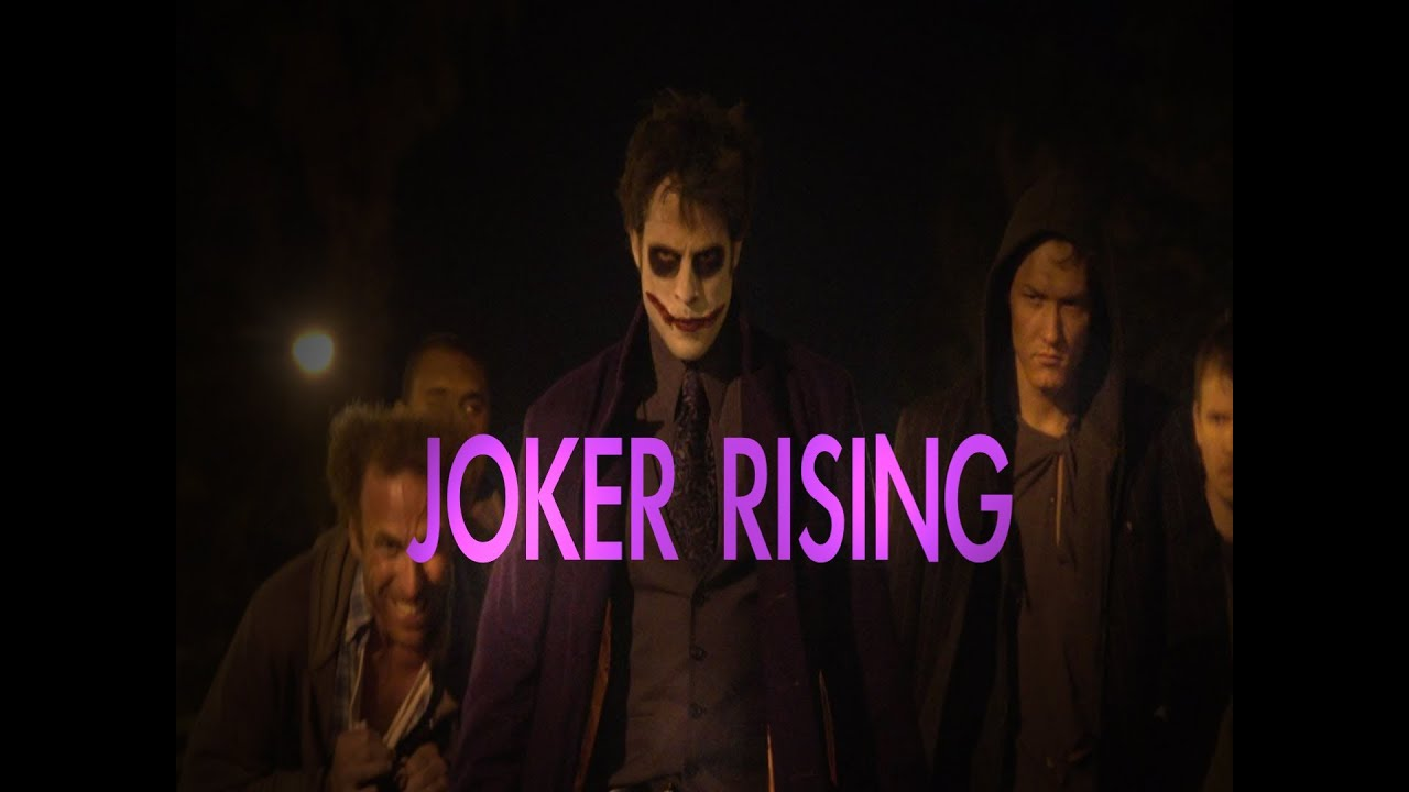 Joker Rising Full Length Joker Origins Fan Film Youtube
