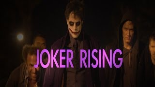 JOKER RISING (full length Joker Origins fan film)