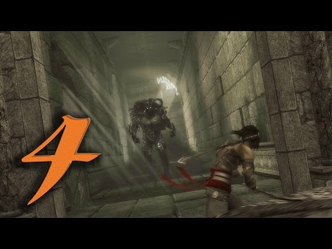 First Dahaka Chase & Serpent Sword [60fps] - Prince of Persia: Warrior Within - Part 4 (1080p)