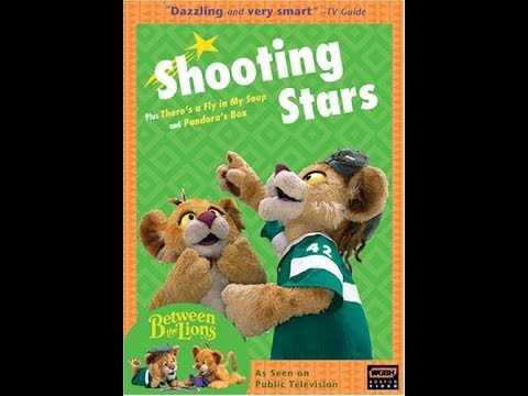 Opening To Between The Lions Shooting Stars 2005 Dvd Youtube