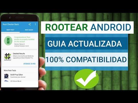 ROOTEAR Cualquier Android 2018 | Guía Completa Actualizada para ser ROOT