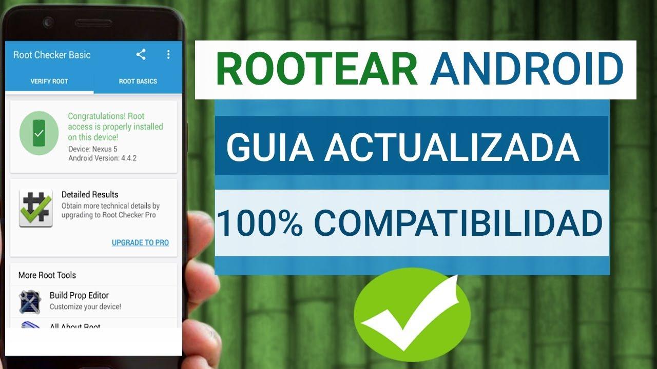 Actualizada Gu��a Ser Versiones Completa Las Rootear Cualquier 2019 Todas Android Root