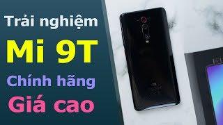 Mở hộp Xiaomi Mi 9T (Redmi K20) chính hãng: Giá cao hơn Mi 9SE