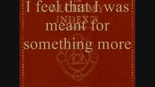 Thrice - The Flame Deluge (lyrics)
