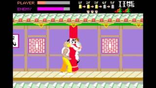 Arcade games - Kung Fu Master HD