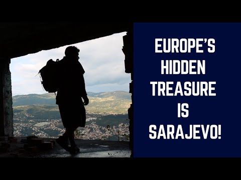 Sarajevo Travel Adventures in 2018 (Bittersweet Bosnia and Herzegovina Scene)