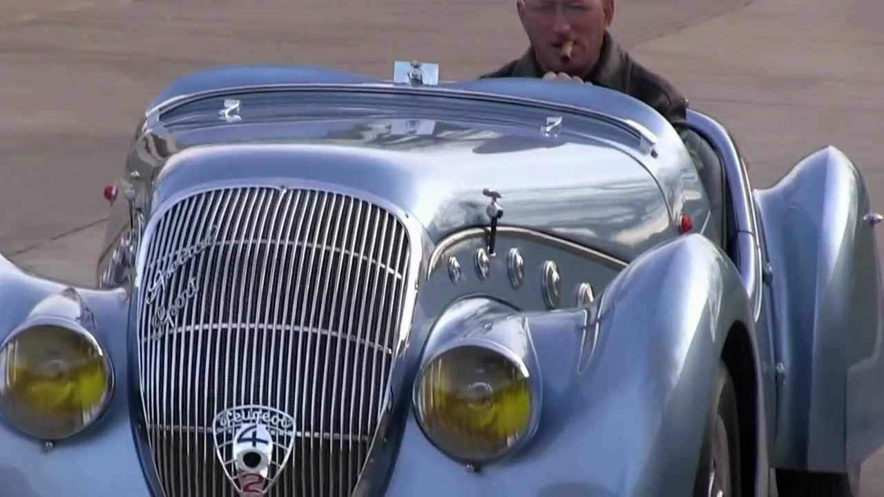 1938 Peugeot - YouTube