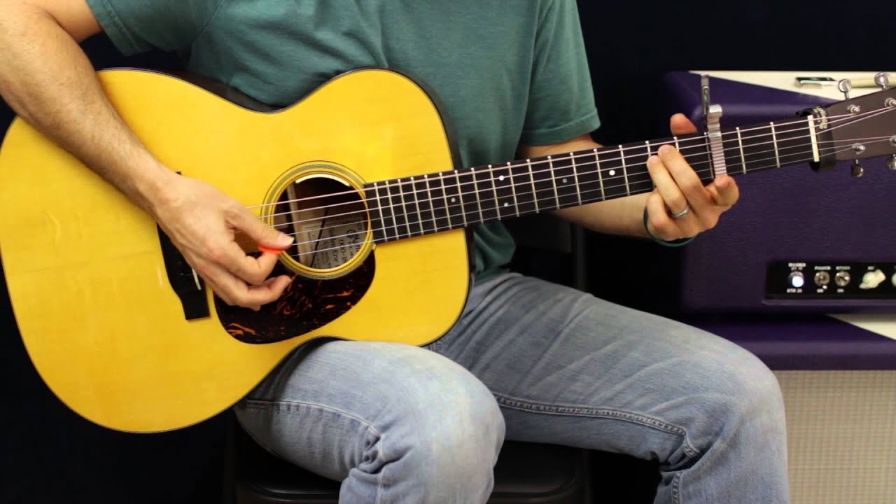 How To Play The Script Hall Of Fame Beginner Chords Acoustic