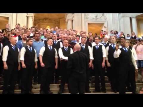 chorus francisco gay man san
