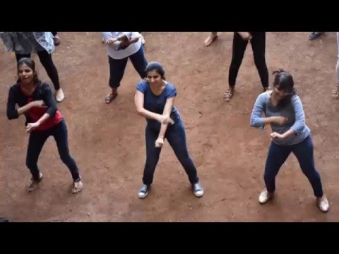 Flash Mob at the House Of Anita Dongre