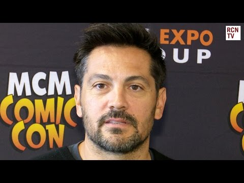 Michael Landes On Getting Fired From Lois & Clark