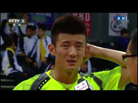 Thomas Cup 2014  China vs Taiwan