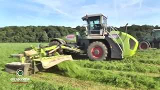 GRASSMEN - Wilson Farming - Part 2 - Claas Cougar