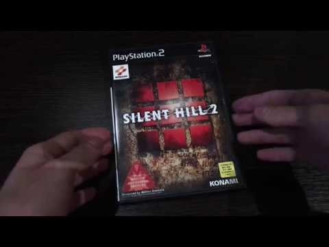 Silent Hill 2 3 4 Unboxing Disc Manual Box Japanese Youtube