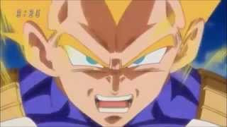 【ドラゴンボール超】べジータ、ぶちぎれる【俺のブルマになにしやがる!】