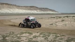 Rally Kazakhstan 2017. 5 этап