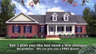 Small Style House Plans At Home Design Central.com