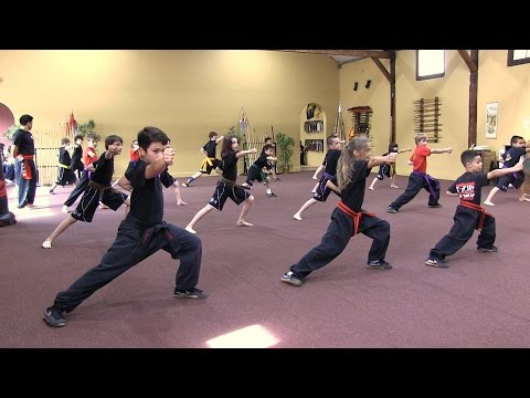 Marysville, Washington's Favorite Martial Arts School - Classes for Children, Teens, and Adults