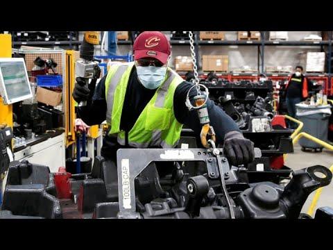U.S. GDP Grew 33.1% In The Third Quarter, Vs 32% Estimate