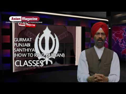 PUNJABI classes at Sikh Society of Calgary