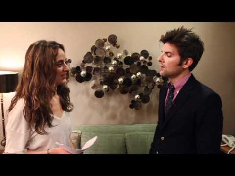 Lauren Interviews Adam Scott