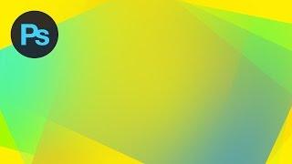 تعلم كيفية إنشاء خلفية مجردة في أدوبي فوتوشوب | Dansky