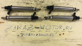 Топливная форсунка двигателя 3.5 Мерседес 2780700687  W204 W211 W212 W221 W164 W166 W209(, 2015-02-27T14:49:44.000Z)