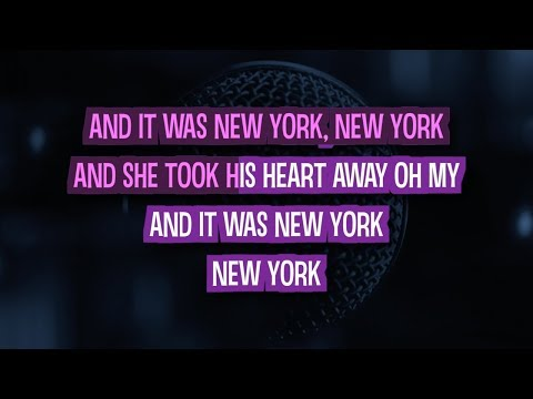 New York Karaoke Version by Paloma Faith (Video with Lyrics)
