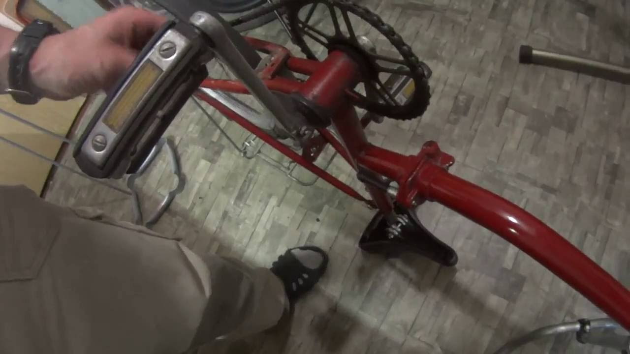 Вторая жизнь Десна-2 How to Make Electric Bike from Old Bike - YouTube