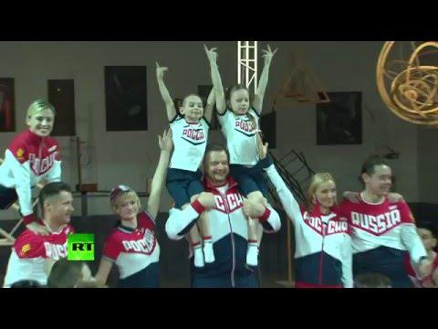 фото сборной по хоккею формы россии