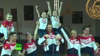 В Третьяковке презентовали форму сборной России для Олимпийских игр — 2016