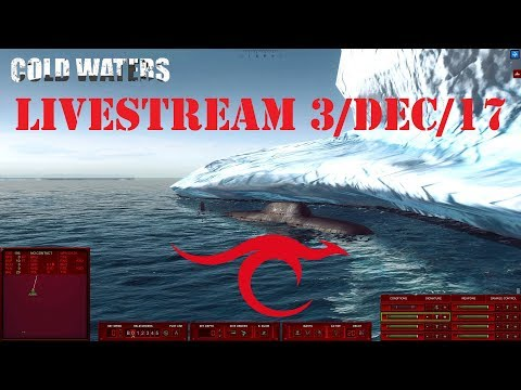 Cold Waters - Livestream | Long live the Alfa!
