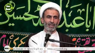 Hacı Əhliman cumə moizəsi 01012016