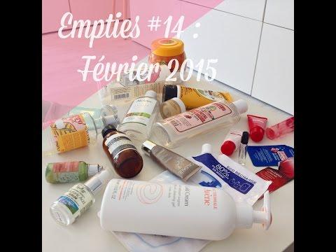 Empties #14 : Février 2015