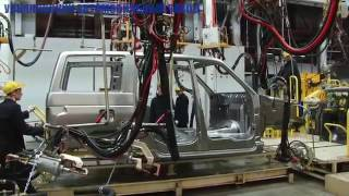 Производство: Ульяновский автомобильный завод