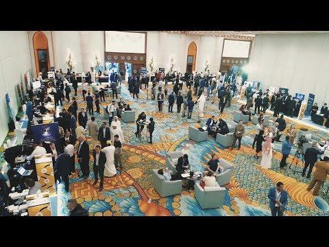 This Time 3 Times Larger | Dubai International Blockchain Summit 23 January 2018 | #DIBS2018