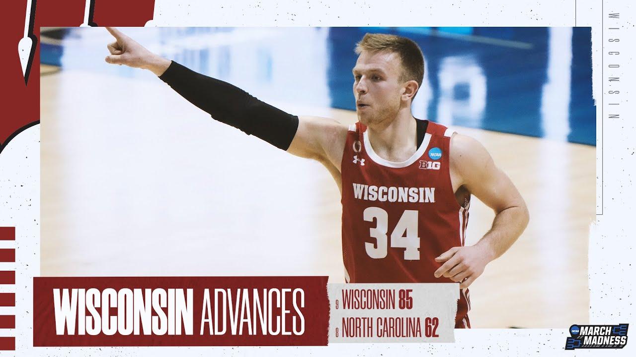 Wisconsin Badgers men's basketball: North Carolina NCAA ...
