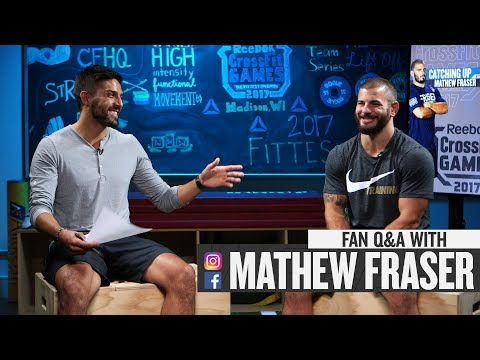 Update Studio: Fan Q&A with Mathew Fraser