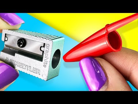 DIY Satisfying School Supplies You Need to Try! - Relax in C