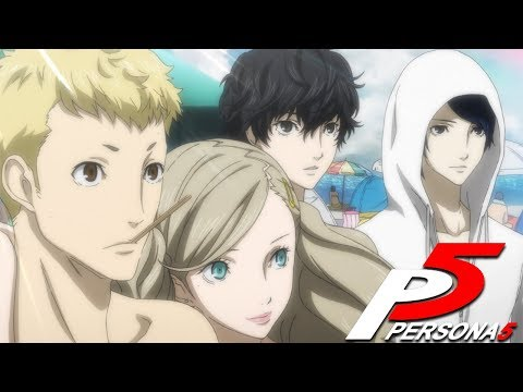 OPERATION BEACH BABE HUNT 2.0 | Persona 5 [33]