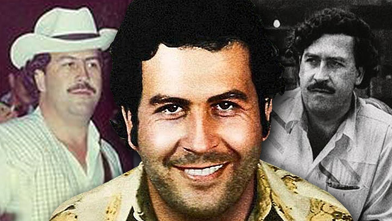 Kinky secrets found inside Pablo Escobar's private chambers